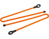 "Nite Ize Gear Tie Loopable 12"" Twist Tie (Bright Orange) (2-Pack)"