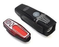 NiteRider Lumina 1000 Boost/Sabre 80 Headlight & Tail Light Set (Black)