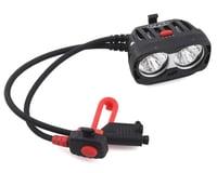 NiteRider Pro 4200 Enduro Remote LED Headlight System (Black)