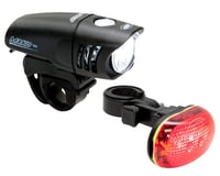 NiteRider Mako 200/TL6.0 Headlight & Tail Light Set (Black)