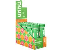 Nuun Vitamin Hydration Tablets (Grapefruit Orange)