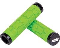 ODI Rogue Lock-On Grips (Lime Green) (Bonus Pack)