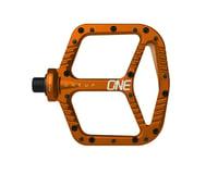 OneUp Components Aluminum Platform Pedals (Orange)