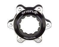Origin8 Brake Part Or8 Disc Adapter 6H/Ctr Lock Bk F/Qr