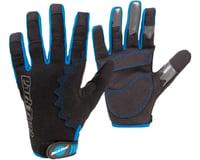 Park Tool Mechanic's Gloves (Black/Blue)