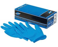 Park Tool MG-2 Nitrile Mechanic Gloves (Blue) (100/Box)