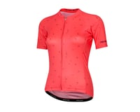 Pearl Izumi Women's Elite Pursuit Short Sleeve Jersey (Atomic Red)