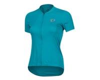 Pearl Izumi Women's Select Pursuit Short Sleeve Jersey (Breeze/Teal)