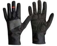 Pearl Izumi Cyclone Long Finger Gloves (Black)