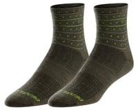 Pearl Izumi Merino Wool Socks (Forest Stoke)