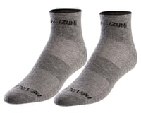 Pearl Izumi Women's Merino Wool Socks (Grey)