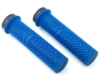 PNW Components Loam Mountain Bike Grips (Pacific Blue)