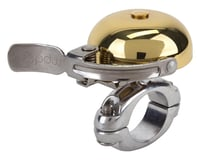 Portland Design Works King of Ding II Brass Bell