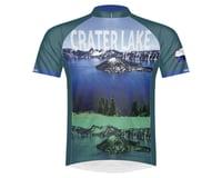 Primal Wear Men's Short Sleeve Jersey (LTD Crater Lake)