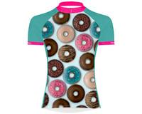 Primal Wear Women's Short Sleeve Jersey (Donut Love)