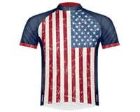 Primal Wear Men's Short Sleeve Jersey (Stars & Stripes)