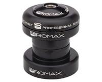 "Promax PI-1 Press-in 1"" Headset (Black) (Alloy Sealed Bearing)"