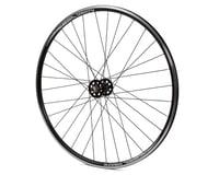 Quality Wheels Track 700c Front Wheel (Black)