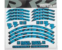 Race Face Decal Kit for Arc 27 Rims (Blue)