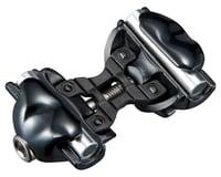 Ritchey WCS Alloy 1-Bolt Seatpost Complete Clampset (Black) (7 x 9.6mm Rails)