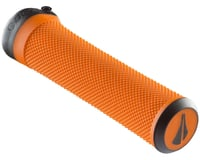 SDG Slater Lock-On Grips (Orange)