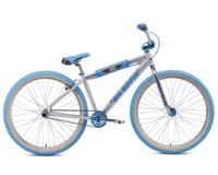 "SE Racing 2021 Big Ripper Bike (29"") (Ball Burnish Silver) (23.6"" Toptube)"