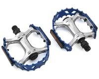 "SE Racing Bear Trap Pedals (Blue) (9/16"")"