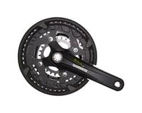 Shimano Alivio T4010 Octalink Crankset w/ Chainguard (3 x 9 Speed)