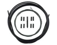 Shimano XTR SP41 Polymer-Coated Derailleur Cable Set (Black)