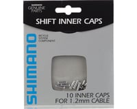 Shimano Derailleur Cable End Crimps (Box of 10)