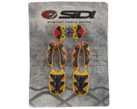 Sidi SRS Replacement Traction Pads for Older Dragon Shoes (Black)