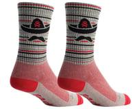 "Sockguy 6"" Socks (Bad Hombre)"