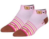 """Sockguy 1"""" Socks (PB & J)"""