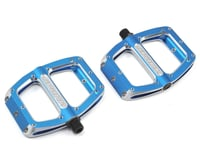 Spank Spoon Pedals (Blue)