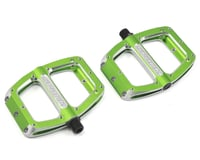 Spank Spoon Pedals (Green)