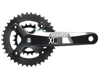 Sr Suntour XCM-D Crankset (2 x 10 Speed) (Shimano Octalink)