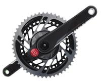 SRAM Red AXS Power Meter Crankset (Black) (2 x 12 Speed) (DUB Spindle)