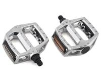 Sunlite MX Alloy Platform Pedals (Silver)