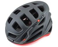 Suomy Gunwind S-Line Helmet (Anthracite/Matte Red)