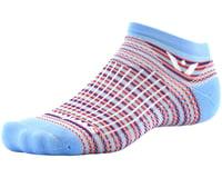 Swiftwick Aspire Zero Socks (Sky Blue/Orange)