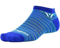 Swiftwick Aspire Zero Socks (Royal/Green)