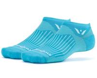Swiftwick Aspire Zero Socks (Lagoon Blue)
