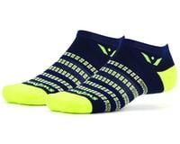Swiftwick Aspire Zero Socks (Navy/Citron)