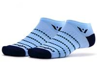Swiftwick Aspire Zero Socks (Sky Blue/Navy)