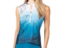 Terry Women's Breakaway Mesh Sleeveless Jersey (Into The Blue)