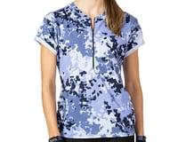 Terry Women's Wayfarer Short Sleeve Jersey (Wisteria)