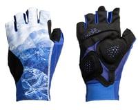 Terry Women's Soleil UPF 50+ Short Finger Gloves (Nivolet/Blue)
