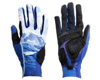 Terry Women's Soleil UPF 50+ Full Finger Gloves (Nivolet/Blue)
