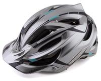 Troy Lee Designs A2 MIPS Helmet (Silver/Burgundy)