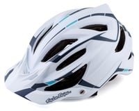 Troy Lee Designs A2 MIPS Helmet (Silver White/Marine)